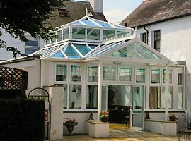 Commercial Conservatory Installation