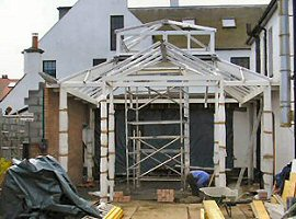 Commercial Conservatories Installation