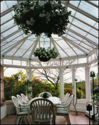 Climate Control in a conservatory