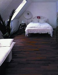 Timber Flooring for Bedrooms.