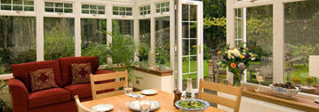View our Gallery for a full range of uPVC Conservatory styles