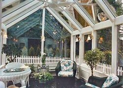 Sunrooms - bringing the outdoors indoors